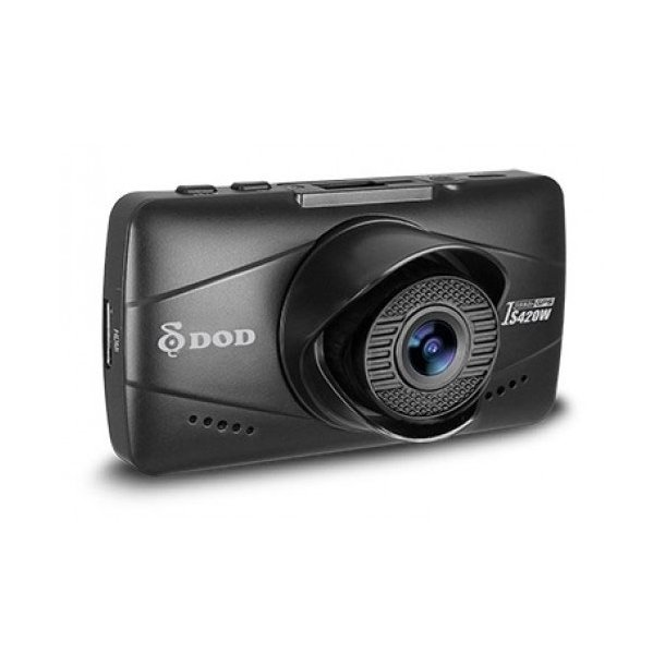 DOD Tech IS420W Dash Cam 1080p m. GPS